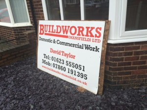 Mansfield Builder Sutton Kirbky Ashfield Repairs Landlord Domestic Commercial